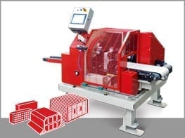 ROTATING CUTTING MACHINE MOD. TRV